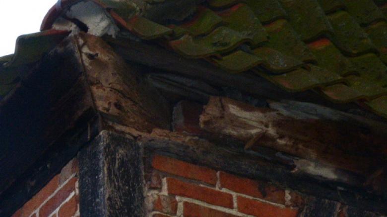 Klein Grönau Dachdetails