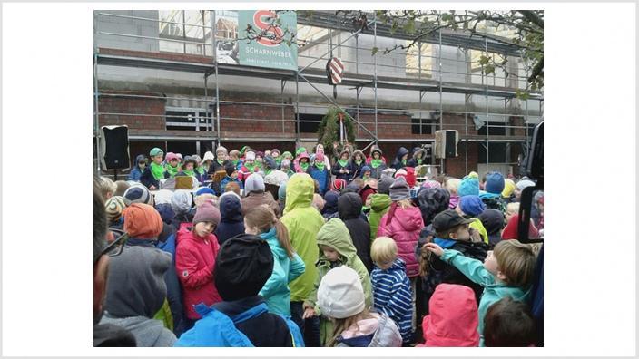 Neubau Klassentrakt Waldschule