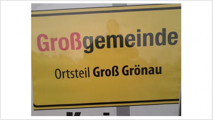 Keine Großgemeinden in Schleswig Holstein!